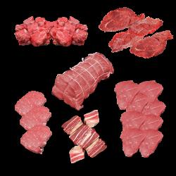 Colis de bœuf